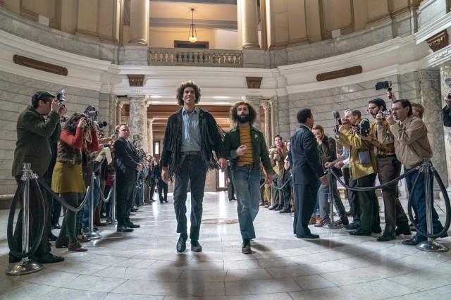 Review 'The Trial of Chicago 7: Aktivisme dan Pengadilan Politik yang Relatable  (5530)