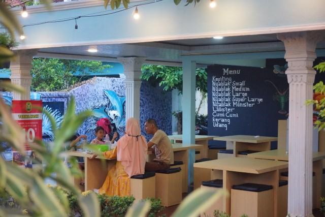 Kepiting Nyablak: Surga Bagi Pecinta Seafood di Lampung, Bumbunya Medok! (9049)