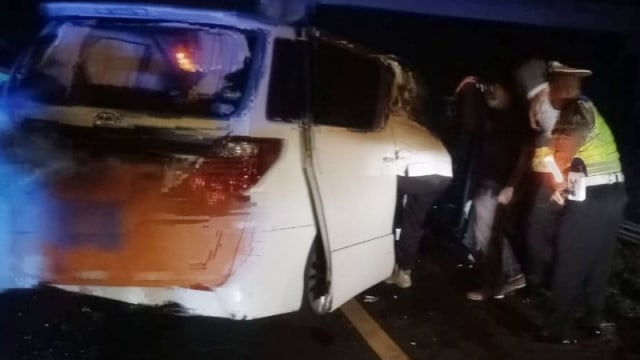 Fakta-fakta Hanafi Rais Kecelakaan di Tol Cipali (32499)