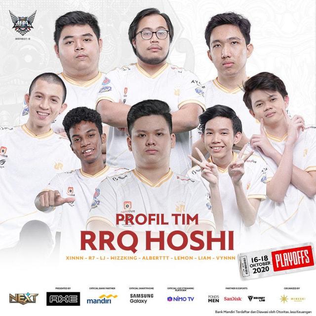 RRQ Hoshi Juara MPL S6 (67800)
