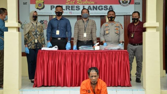 Benarkah Pemerkosa dan Pembunuh di Aceh Timur Meninggal Disiksa Sesama Tahanan? (4223)