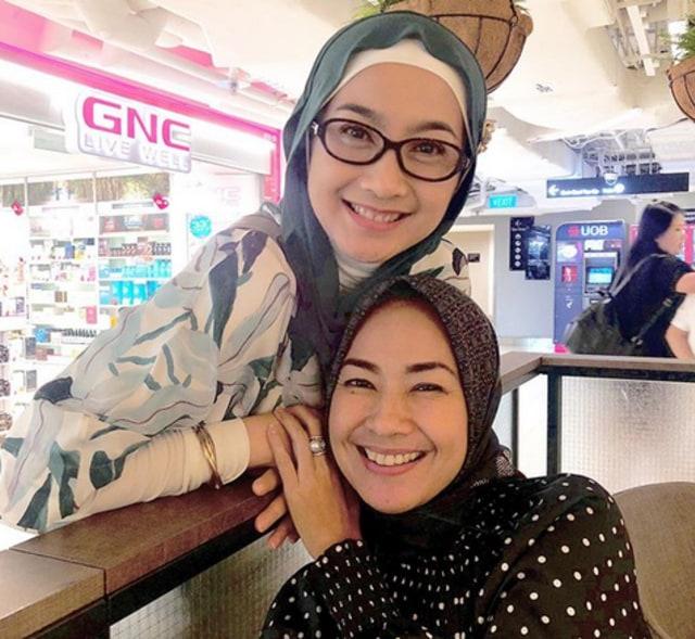 Bersahabat 20 Tahun dengan Desy Ratnasari, Alya Rohali: Enggak Pernah Berantem (7994)
