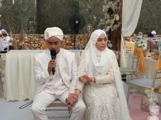 Taqy Malik, Mantan Suami Salmafina Sunan, Resmi Menikah dengan Sherel Thalib (23206)