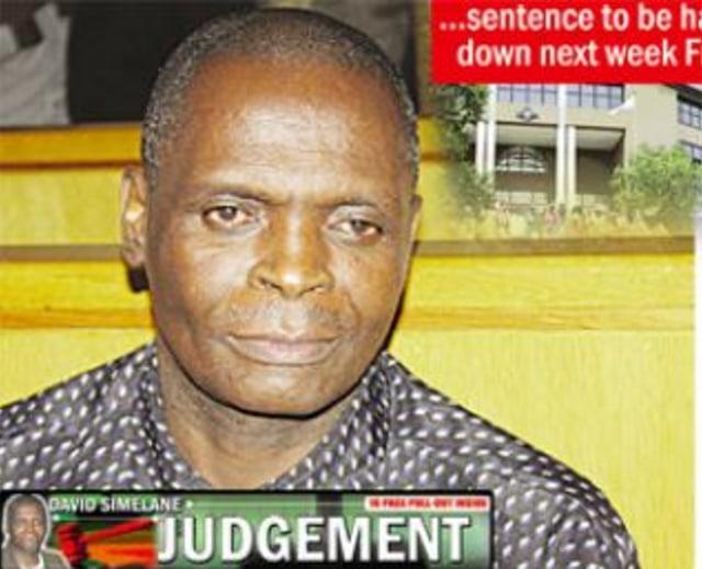 David Simelane, Pembunuh Berantai yang Mengumpulkan Seluruh Mayatnya di Hutan  (76442)