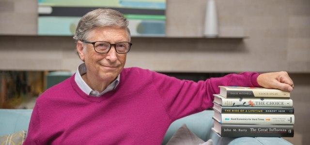Bill Gates Rekomendasikan 3 Buku Ini untuk Bacaan di Waktu Senggang (11878)
