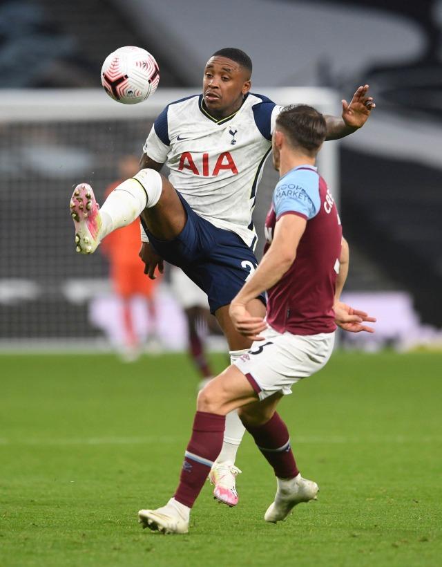 Foto: Laga Tottenham vs West Ham Berakhir Imbang (8075)