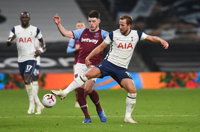 Foto: Laga Tottenham vs West Ham Berakhir Imbang (8076)