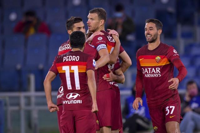 AS Roma vs Benevento: Parade Tujuh Gol Hiasi Kemenangan Serigala Ibu Kota (71652)