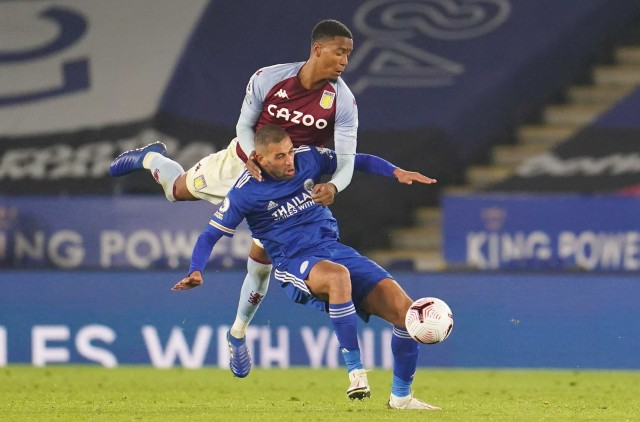 Leicester City vs Aston Villa: Dramatis, Tim Tamu Menang via Gol di Injury Time (98982)