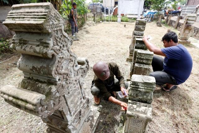 62 Tempat Bersejarah di Aceh Ditetapkan Jadi Situs Cagar Budaya (114783)