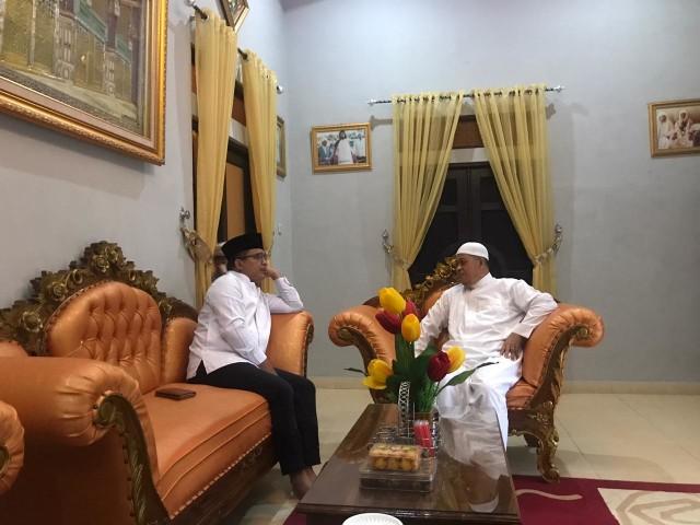 Temui Tokoh Agama, Denny Indrayana Bicara soal Benahi Kalsel (390)