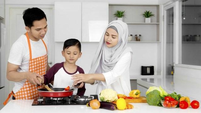 9 Cara Agar Anak Suka Makan Sayur (98926)