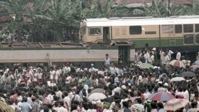 Nasib Slamet Suradio, Masinis KA 225 saat Tragedi Bintaro 1987 (302685)