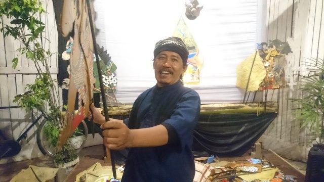 Usaha Seniman Wayang Jogja 'Stay Relevan': Pentas Sejam Saja pun Bisa Keren (71805)
