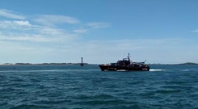 Pompong Nelayan Terbalik di Perairan Batam, 1 Orang Dikabarkan Hilang (90689)