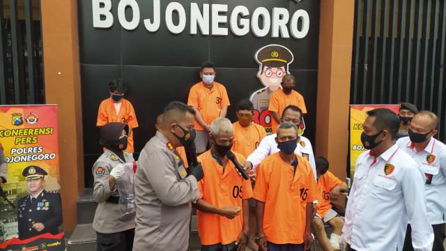 2 Orang Tersangka Jebakan Tikus di Bojonegoro Diancam 5 Tahun Penjara (40176)