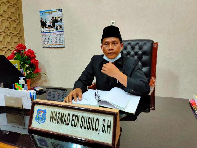 Wakil Ketua DPRD Kota Tegal Bersyukur, 99 Orang Negatif Corona Pasca Dangdutan  (553319)
