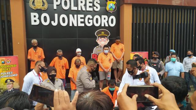 Mencuri di Bojonegoro, Seorang Warga Kendal Ditangkap Polisi  (116706)