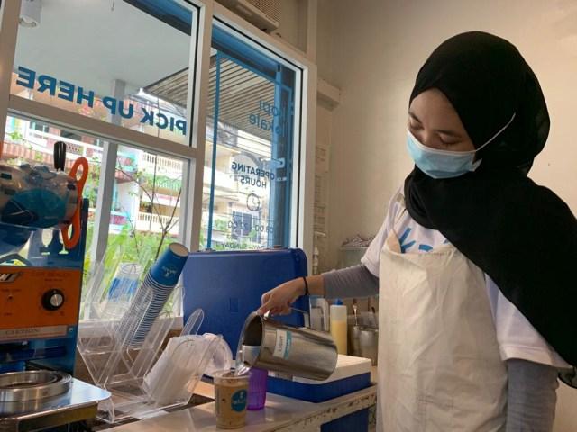 Bos Lokale Pontianak: Teknologi GrabFood Bantu Bertahan di Tengah Pandemi  (39207)