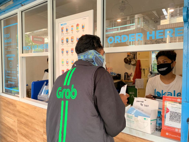 Bos Lokale Pontianak: Teknologi GrabFood Bantu Bertahan di Tengah Pandemi  (39209)