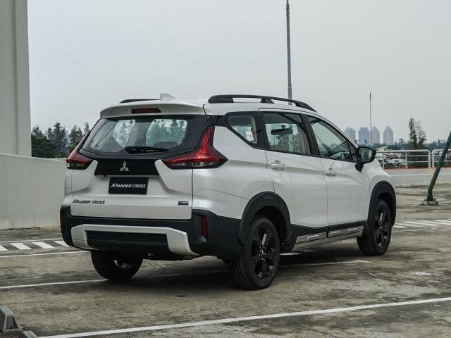 Setahun Eksis, Bagaimana Rapor Penjualan Mitsubishi Xpander Cross di Indonesia?  (363132)