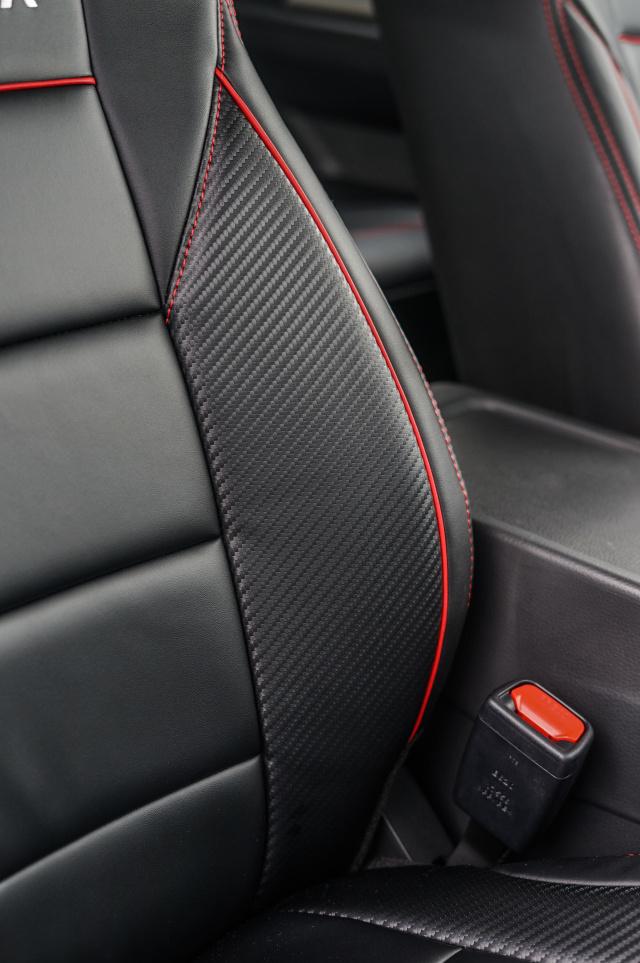 Foto: Lebih Sporty, Begini Wujud Mitsubishi Xpander Black Edition (1043)
