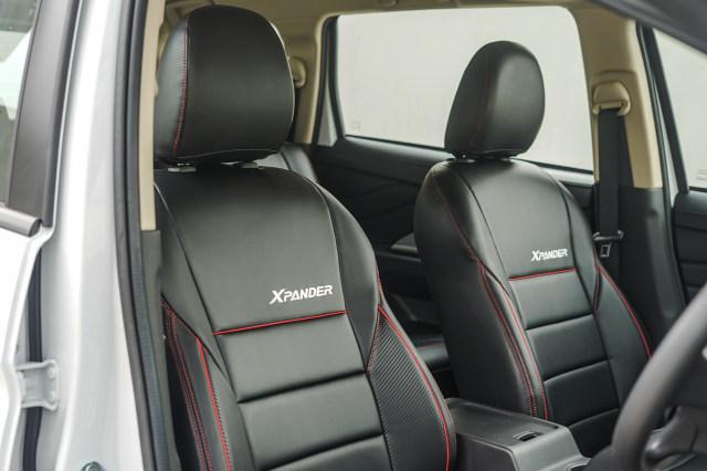 Foto: Lebih Sporty, Begini Wujud Mitsubishi Xpander Black Edition (1040)