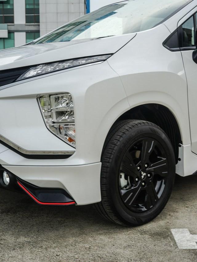 Foto: Lebih Sporty, Begini Wujud Mitsubishi Xpander Black Edition (1038)