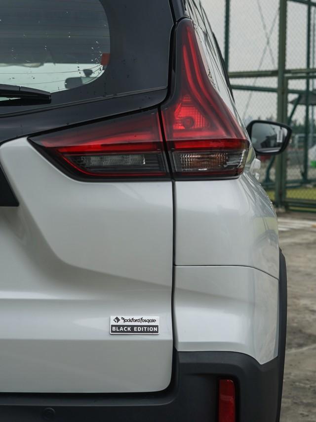 Foto: Lebih Dekat dengan Mitsubishi Xpander Cross Rockford Fosgate Black Edition (354404)