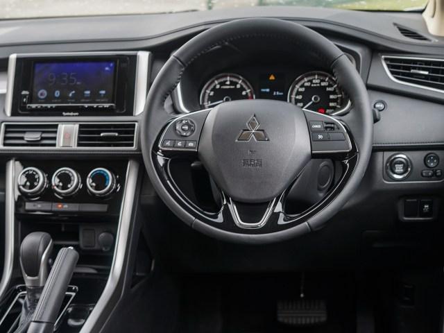 Foto: Lebih Dekat dengan Mitsubishi Xpander Cross Rockford Fosgate Black Edition (354406)