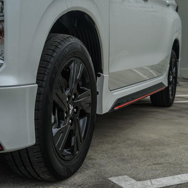 Foto: Lebih Sporty, Begini Wujud Mitsubishi Xpander Black Edition (1036)