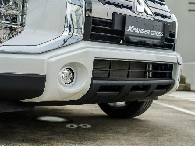 Foto: Lebih Dekat dengan Mitsubishi Xpander Cross Rockford Fosgate Black Edition (354398)