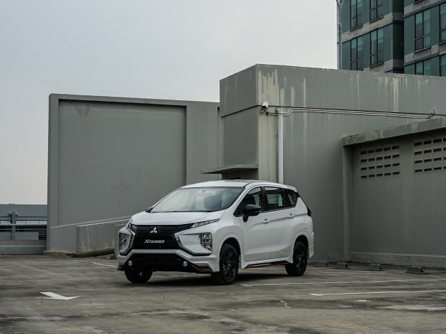 Foto: Lebih Sporty, Begini Wujud Mitsubishi Xpander Black Edition (1031)
