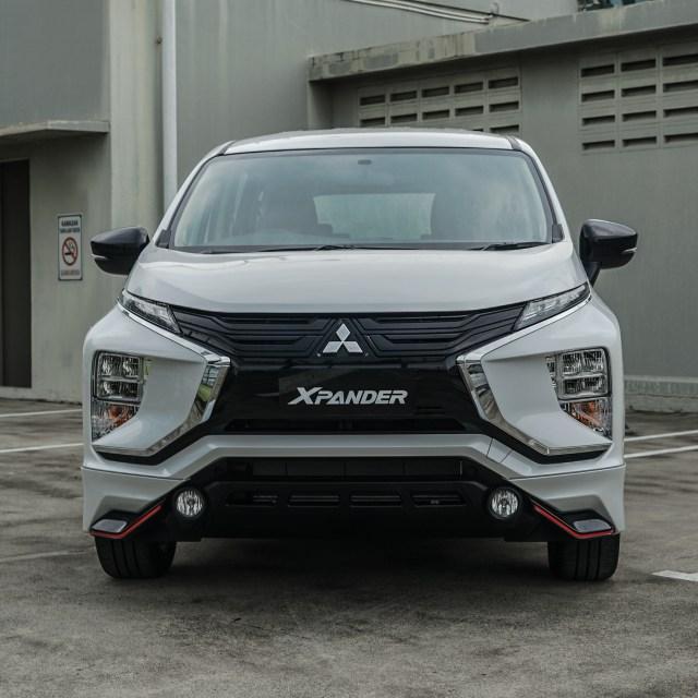 Foto: Lebih Sporty, Begini Wujud Mitsubishi Xpander Black Edition (1030)