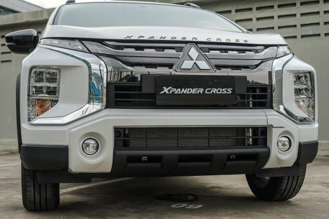 Foto: Lebih Dekat dengan Mitsubishi Xpander Cross Rockford Fosgate Black Edition (354397)