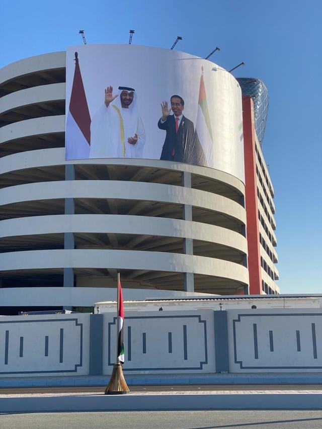 Pemerintah UEA Resmikan Nama Jalan Presiden Jokowi di Abu Dhabi (454035)