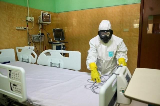 Jumlah Pasien Corona Sembuh di Aceh Meningkat Jadi 4.626 Orang (7073)