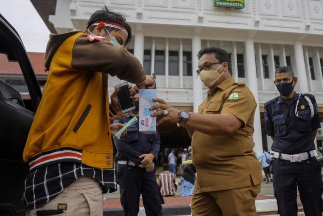 Jumlah Pasien Corona Sembuh di Aceh Meningkat Jadi 4.626 Orang (7074)