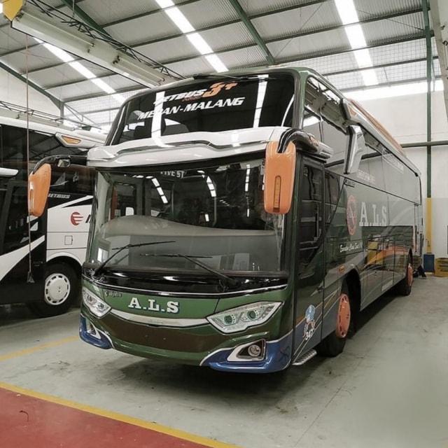 Bedah Bus Mercedes-Benz OH 1626, Pakai Suspensi Udara Anti Kriyet-kriyet! (237811)