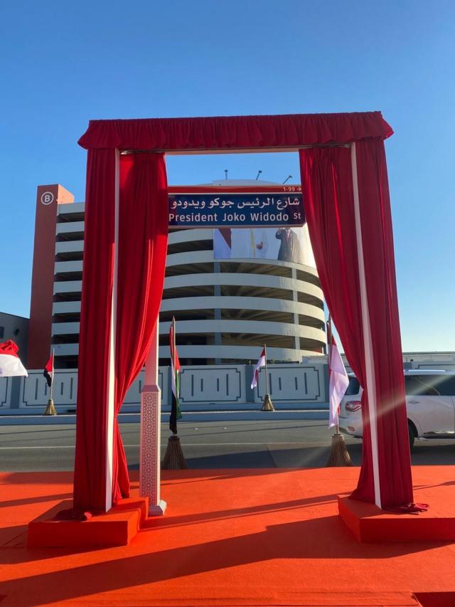 Selain Jokowi, Ini 5 Tokoh RI yang Lebih Dulu Jadi Nama Jalan di Luar Negeri (63602)