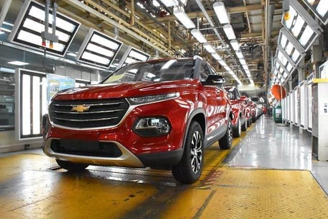 Chevrolet Groove, Adik Wuling Almaz yang Harganya Rp 170 Jutaan (59306)