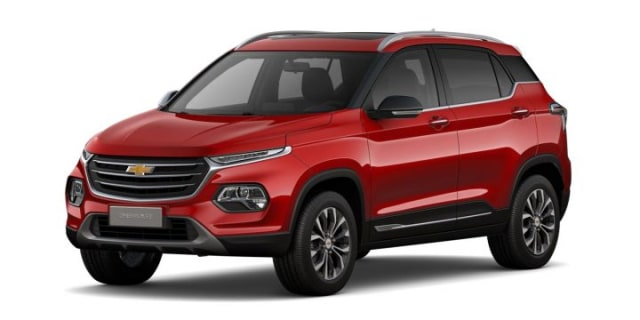 Chevrolet Groove, Adik Wuling Almaz yang Harganya Rp 170 Jutaan (59307)