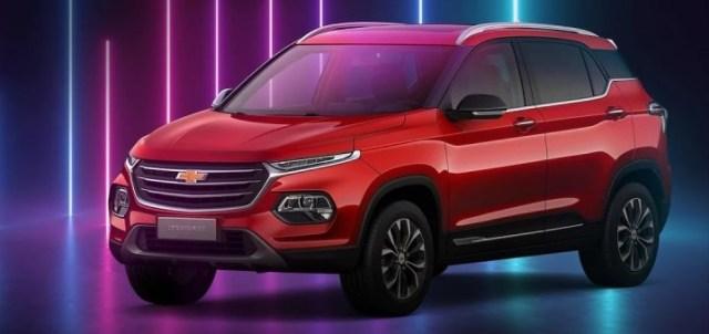 Chevrolet Groove, Adik Wuling Almaz yang Harganya Rp 170 Jutaan (59302)