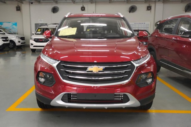 Chevrolet Groove, Adik Wuling Almaz yang Harganya Rp 170 Jutaan (59303)
