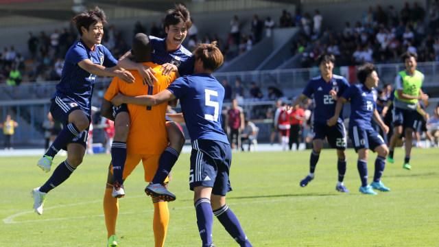 Ini Daftar Skuad Jepang di Olimpiade Tokyo 2020: Ada yang Dijuluki Lionel Messi (88527)