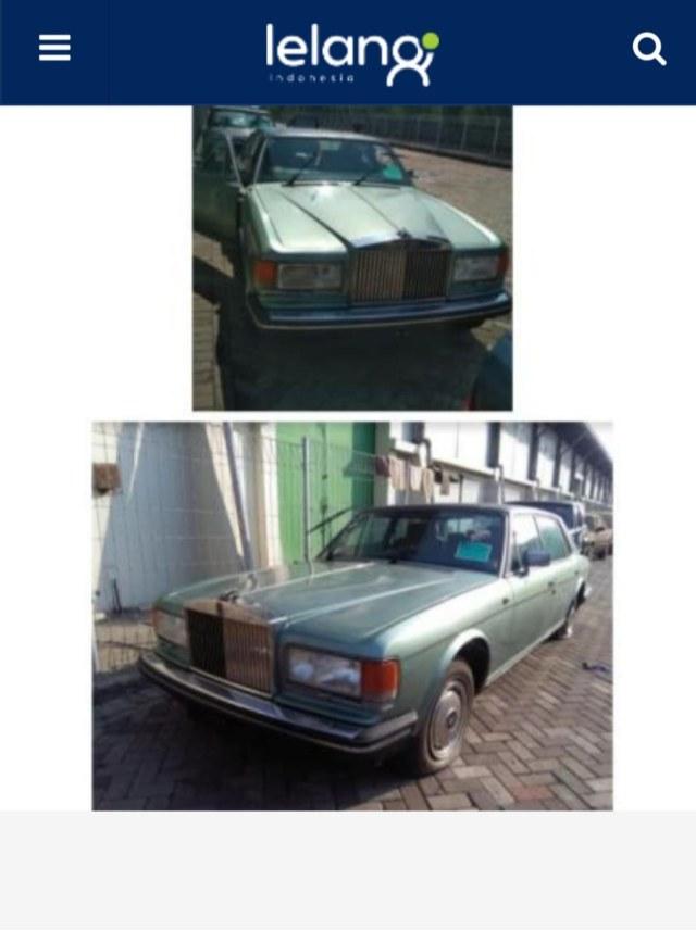 Mobil Bintang Fast and Furious Dilelang Bea Cukai Tanjung Priok, Harganya Berapa (215126)