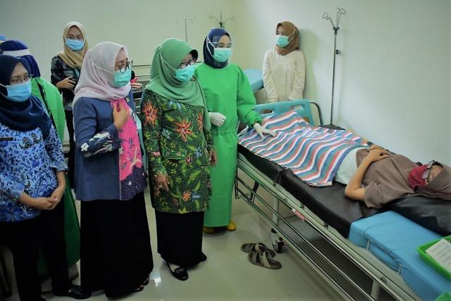 Pandemi COVID-19 Hambat Warga Tegal Mendapatkan Layanan KB (500405)