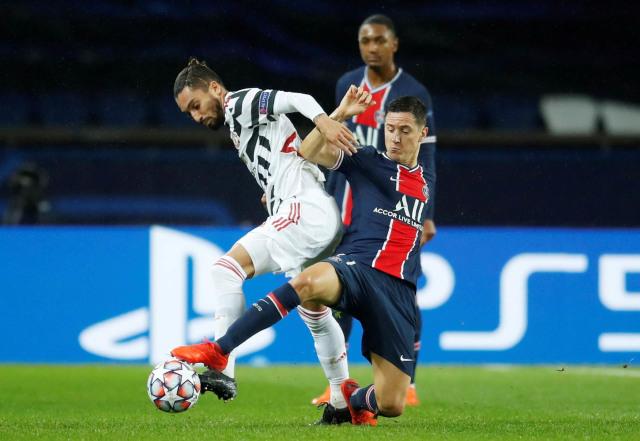 5 Fakta Menarik Usai Laga PSG vs MU di Liga Champions (1)