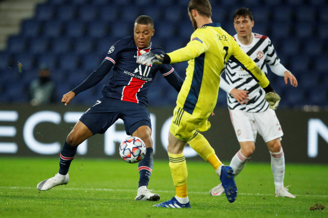 5 Fakta Menarik Usai Laga PSG vs MU di Liga Champions (2)
