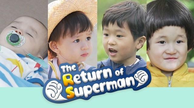 The Return of Superman dan Sederet Variety Show Populer asal Korea Selatan (5922)